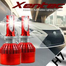 XENTEC LED HID Headlight kit H7 White for Mercedes-Benz CLK280 2007-2009