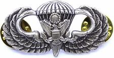 US Army Jump Wing Airborne Badge US Army Eagle Parachute Insignia Pin