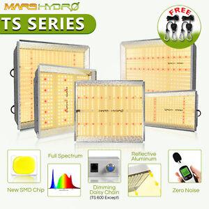 Mars Hydro LED Grow Light Full Spectrum TS 600W 1000W 2000W 3000W Indoor Tent IR