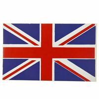 Union Jack Sticker / Stick On Badge Logo ZK334