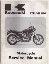 Manual de Oficina - Service Manual - Kawasaki Zephir 1100 1992 99924-1152 01