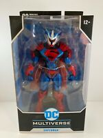 McFarlane Toys DC Multiverse Superman: Unchained Armor Action Figure - New!