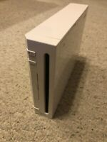 Nintendo Wii Console Only White RVL-001 GameCube Compatible - TESTED