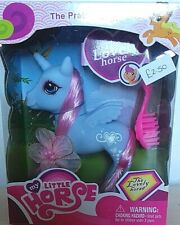 My Little Horse Toy Set With Accessories Gift