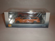 1/43 2015 Mercedes Benz  Binz  S212 T Lang orange/black / GLM