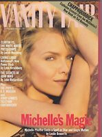 SEPT 1993 VANITY FAIR vintage magazine ( UNREAD - NO LABEL ) MICHELLE PFEIFFER