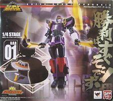 Used Bandai SUPER ROBOT Chogokin Volfogg & Big Order Room PRE-PAINTED