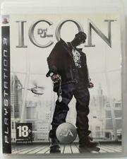 Def Jam: Icon. Ps3. Fisico. Pal Es.