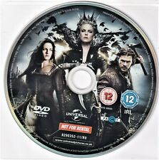 Snow White and the Huntsman DVD