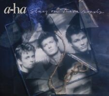 NEW CD Album A-Ha - Stay on These Roads (Mini LP Style Card Case)