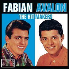 Fabian / Frankie Ava - Fabian Avalon: Hit Makers [New CD]