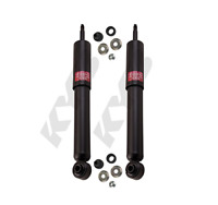 KYB Quick Mount Kit of 4 Shocks Performance Touring /& 4x4 Offroad Front + Rear fits FORD F350 Superduty 2WD 1999-04 GR-2//EXCEL-G Twin Tube Gas Charged for Replacement Leveling