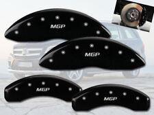 2013-2015 Mercedes Benz GLK250 Front + Rear Black MGP Brake Disc Caliper Covers