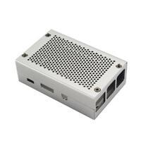 #QZO Aluminum Alloy Case Metal Enclosure for Raspberry Pi RPi RasPi 3B+/3B/2B
