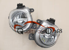 New 1 Pair LED Fog Lights Lamps Left +Right For 2014-2016 BMW X3 X4 X5 X6 Great