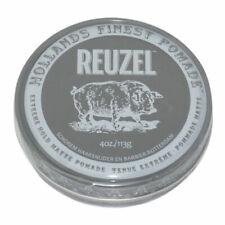 Reuzel Extreme Hold Matte Water Based Pomade 4oz 113g