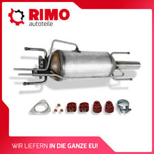 Dieselpartikelfilter Partikelfilter FIAT CROMA 1.9 D Multijet / 2.4 D Multijet