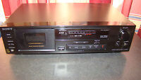 Vintage Sony TC-RX370 Stereo Cassette Tape Deck with HX-PRO Japan