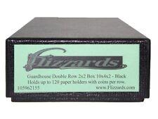 Guardhouse Double Row 2x2 - Black Box - 10 x 4 x 2