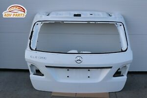 MERCEDES GLE350 W166 TAILGATE LIFTGATE BACK DOOR SHELL PANEL OEM 2016 - 2018 ✔️