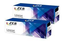 2X ZEB Toner For Samsung MLT-D111S Xpress SL-M2020 M2022W M2026W M2070 (inc VAT)