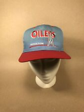Eastport Team NFL 1990's Houston Oilers Snapback Hat