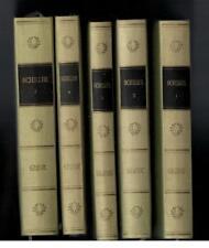 Schiller - Schillers Werke 5 Bände - 1967