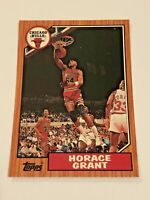 1993 Topps Archives Basketball #91 - Horace Grant - Chicago Bulls
