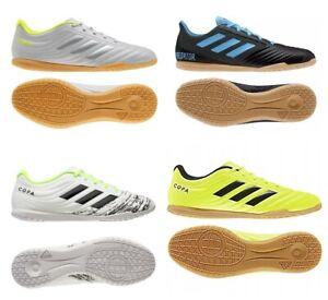 adidas Copa Mens Indoor Trainers Football Futsal Gym Hard Court Size 5,6,10,12