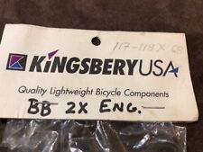 Vintage NOS KINGSBERY English Bottom Bracket