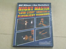 Wilson's Night Master: Low Light Shooting & Flashlight Techniques--DVD