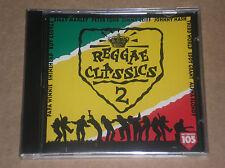 REGGAE CLASSICS 2 (PETER TOSH, ZIGGY MARLEY) - CD SIGILLATO (SEALED)