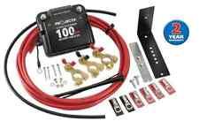 Projecta DBC100K 12 Volt 100 Amp Dual Battery System Electronic Isolator Kit