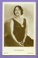 GLORIA  SWANSON  # 3937/1 VINTAGE PHOTO PC. PUBLISHER GERMANY 5566