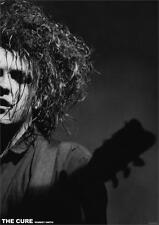 THE CURE - ROBERT SMITH - VINTAGE MUSIC PHOTO POSTER - 23x33 UK IMPORT 1460