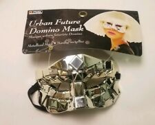 Lady Gaga Poker Face Mask Silver