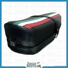 Sella VESPA 50 SPECIAL R L N / 125 ET3 con serratura Piaggio Tricolore Italia