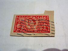 GB Postage ricavi TIMBRO 2.5 D 2 1 / 2D