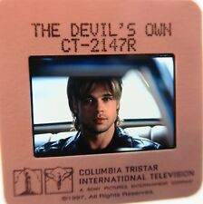 THE DEVILS OWN CAST Harrison Ford Brad Pitt Rubén Blades 1997 SLIDE 9