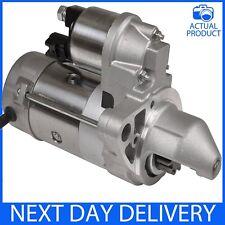Se adapta a Toyota Avensis T25/T27 2.0/2.2 D4D/D-CAT Diesel 2005-13 Motor De Arranque Nuevo