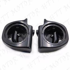 """HTTMT Speaker Pod Box 6.5"""" for 1993-2013 Harley Touring Lower Vented Fairings"""