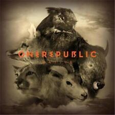 ONEREPUBLIC Native CD BRAND NEW Bonus Tracks One Republic
