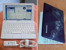 Lenovo ideapad S10-3s MOON Notebook  Atom 1.83GHz / 2GB / 250 GB / Win 7 starter