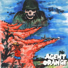 Agent Orange-demo and more BLACK VINYL Edition (LP - 2015-EU-original)