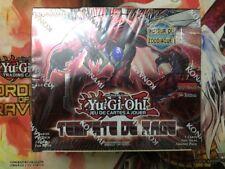 Yu-Gi-Oh ! Scellée Français ! Boîte De 24 Boosters Tempête De Rage !!!