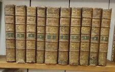 OEUVRES CHOISIES DE BOSSUET - EDITIONS PIERRE BEAUME NISMES 1784/1790 - EN BE