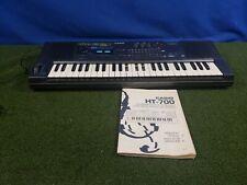 CASIO Model HT-700  Programmable PCM Synthesizer / Keyboard
