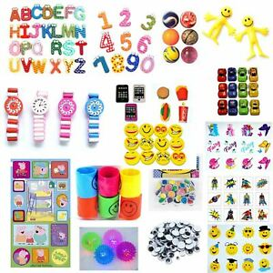 Party Loot Bags Fillers Kids Boys Girls Favour Lucy Prize Pinata Toys Stocking