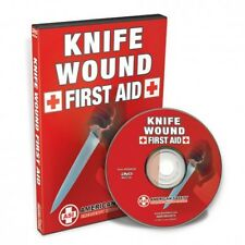 DVD Knife Wound First Aid 7814