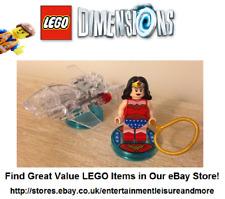 Original LEGO Dimensions Wonder Woman DC Comics Fun Pack 71209 - Trusted Seller